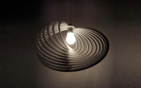 Lampadario Camera Da Letto Fai Da Te : E lampade furono paint your days