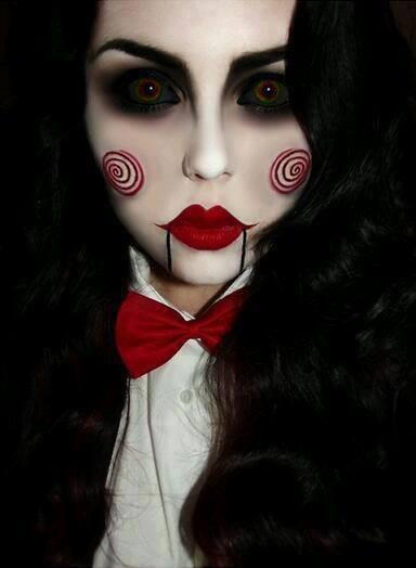 Образы на хэллоуин своими руками для девушек фото